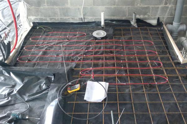 Eramaja elektritööd - Kavastus