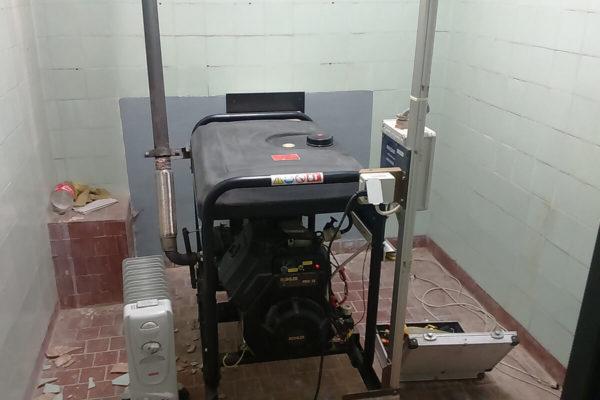 Generaatorite hooldustööd