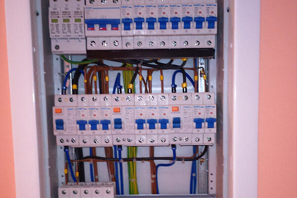 Kontorihoone elektripaigaldise renoveerimine