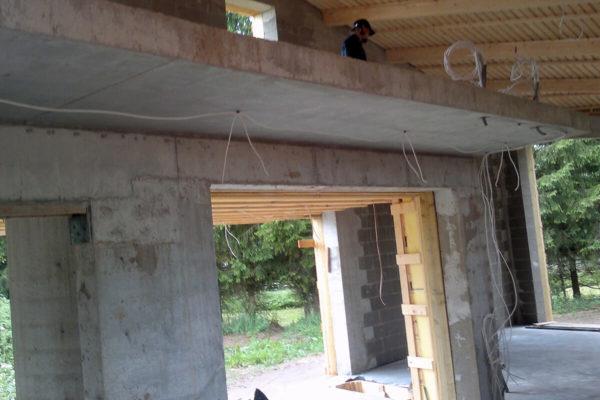 Uusehitis elektripaigaldustööd