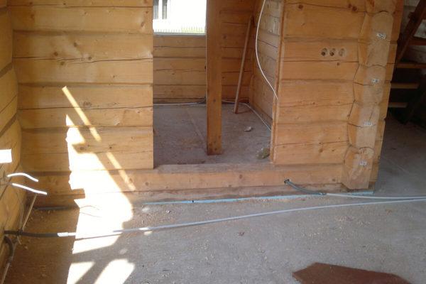 Uusehitise elektritööd Peisi ääres